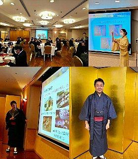 日本料理の食卓作法講座